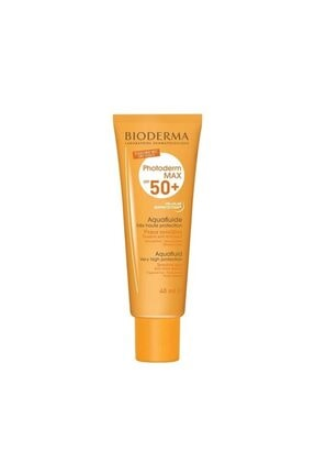 Bioderma Photoderm Max Tinted Aquafluide Spf50+ Light 40 ml