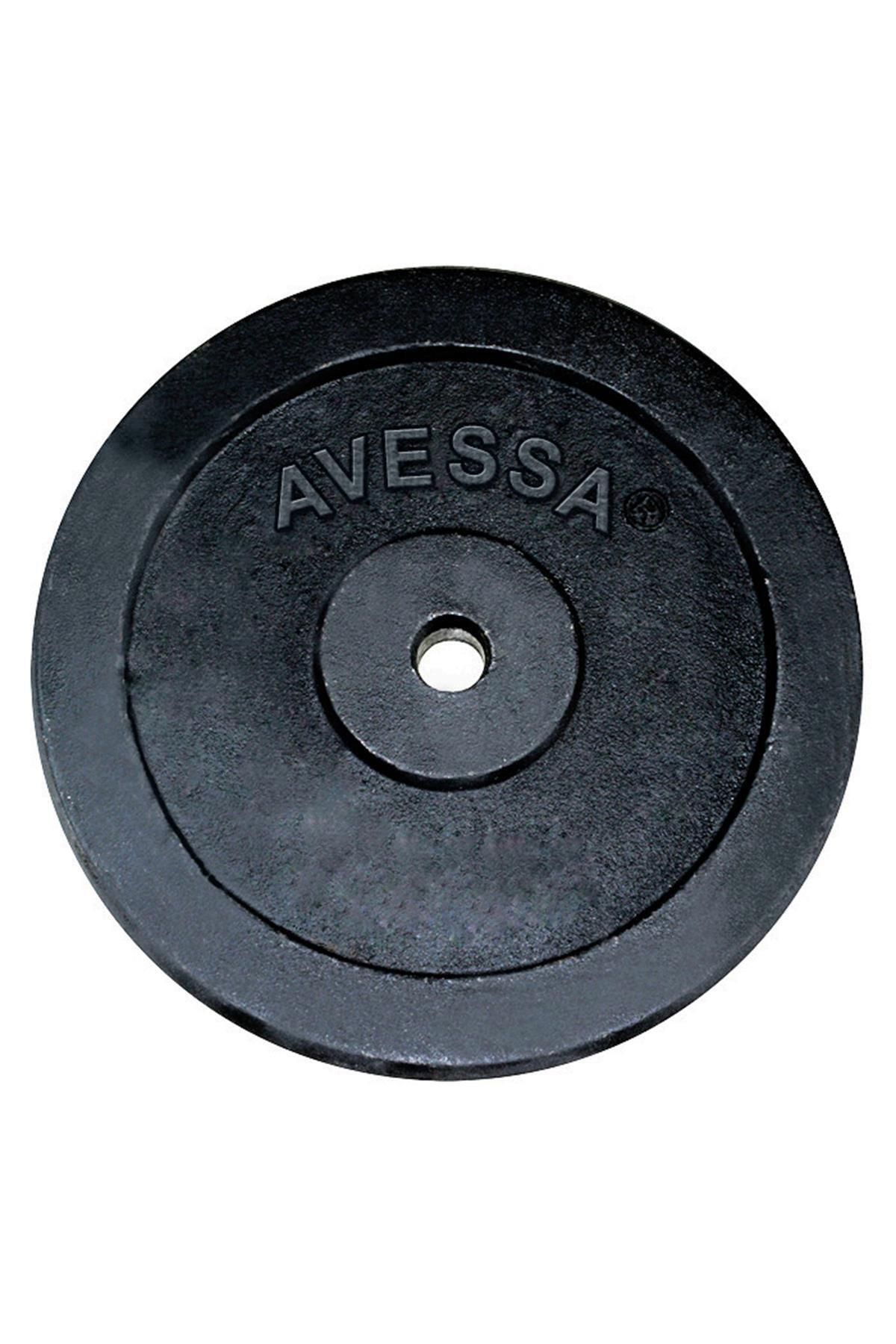 AVESSA 1 kg Siyah Döküm Plaka 2