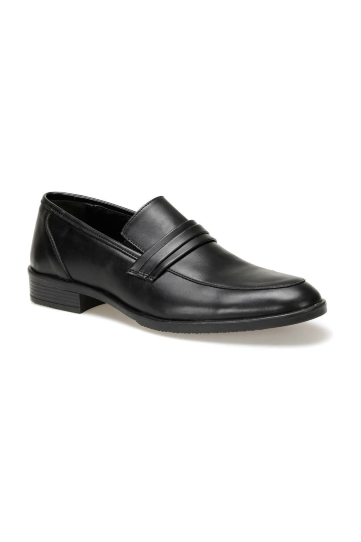 Downtown 115 Siyah Erkek Klasik Ayakkabı 2