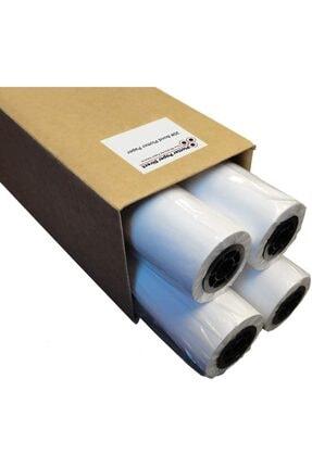 EPSON 80 Gr/m2 4 Rulo Koli 760 mm X 50 mt Opak Plotter Kağıdı