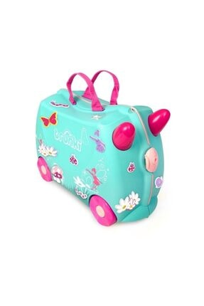 Oyun Terapi Market Trunki Çocuk Bavulu -peri Flora