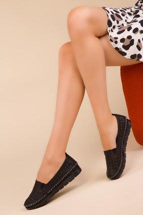 SOHO Siyah Kadın Casual Ayakkabı 15024