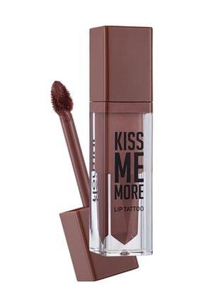 Flormar Kiss Me More Lip Tattoo Morumsu Pembe Ruj 009 8690604572892