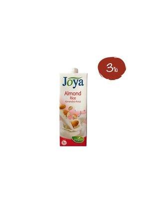 Joya Bademli Pirinçli Süt 1LT. x3