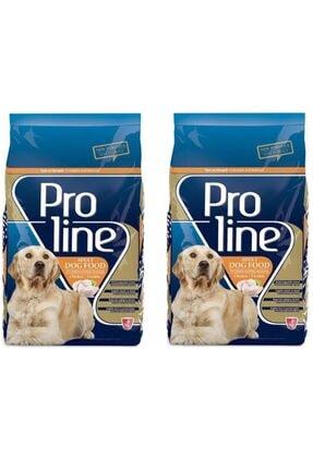Pro Line Tavuklu Pirinçli Yetişkin Köpek Maması 3 Kg 2 Adet