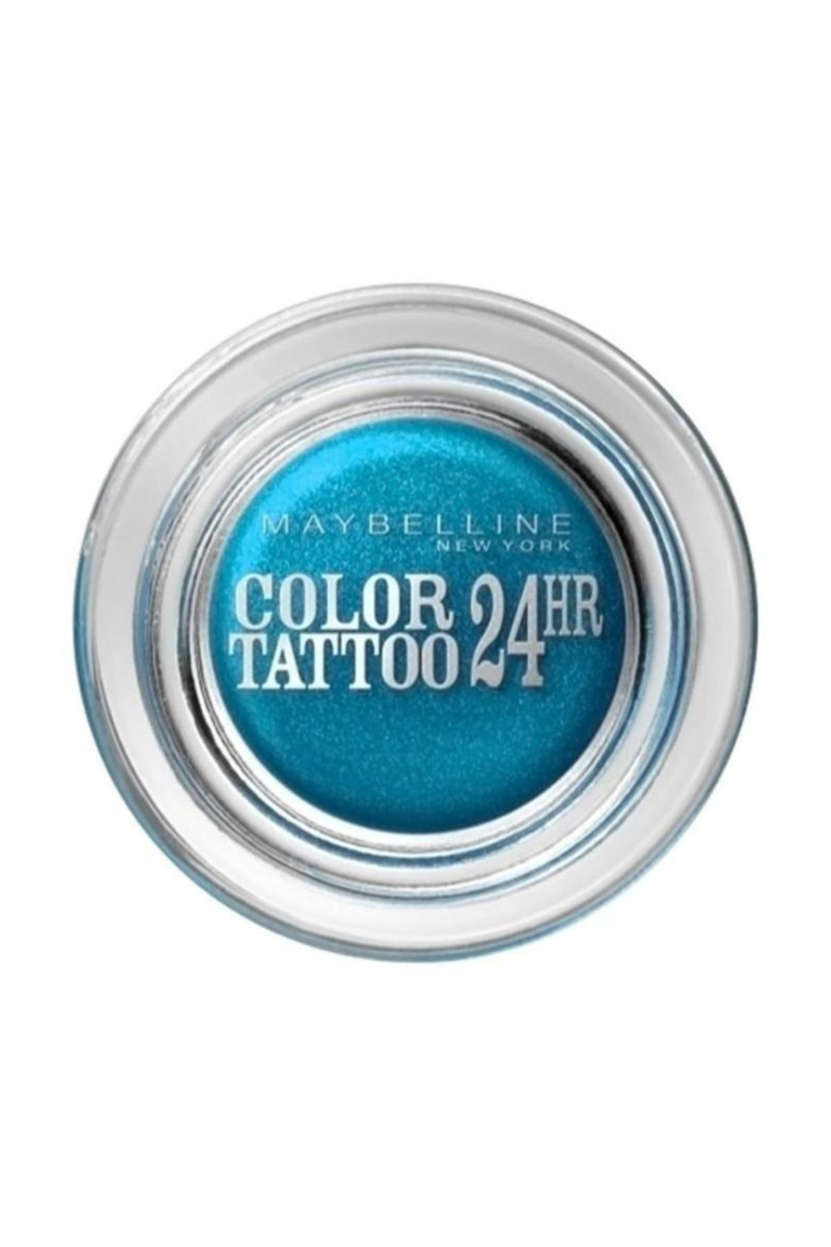 Maybelline New York Göz Farı - Color Tattoo 20 Turquoise Forever 3600530777563 1