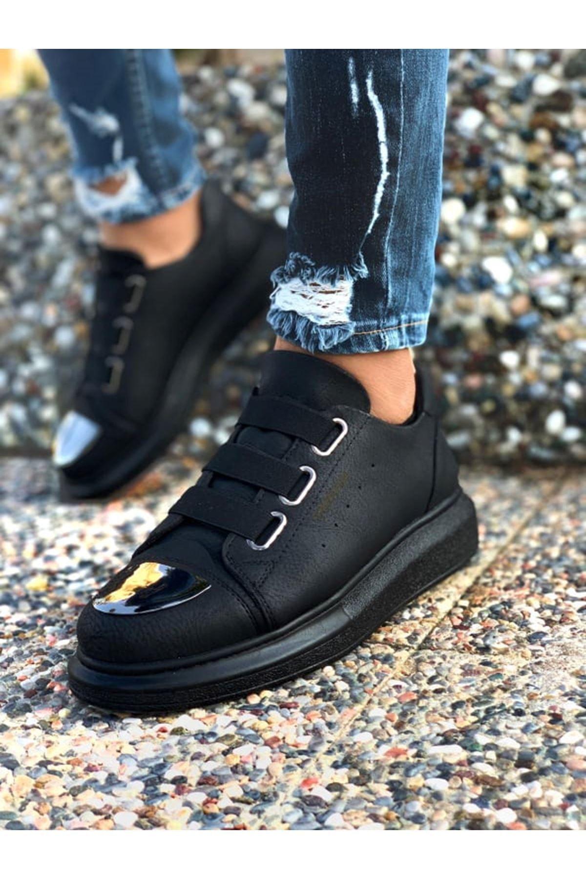 Chekich St Erkek Ayakkabı Siyah Ch251 2