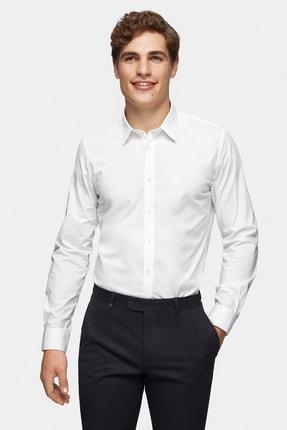 Tween Erkek  Beyaz Gömlek Essentıal 3TFF2SGEC0282_801