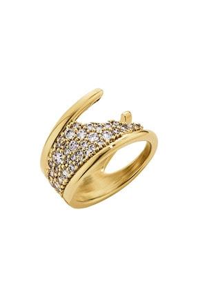 Swarovski Yüzük Gilded Tr-ring Czwh-gos 58 5535425