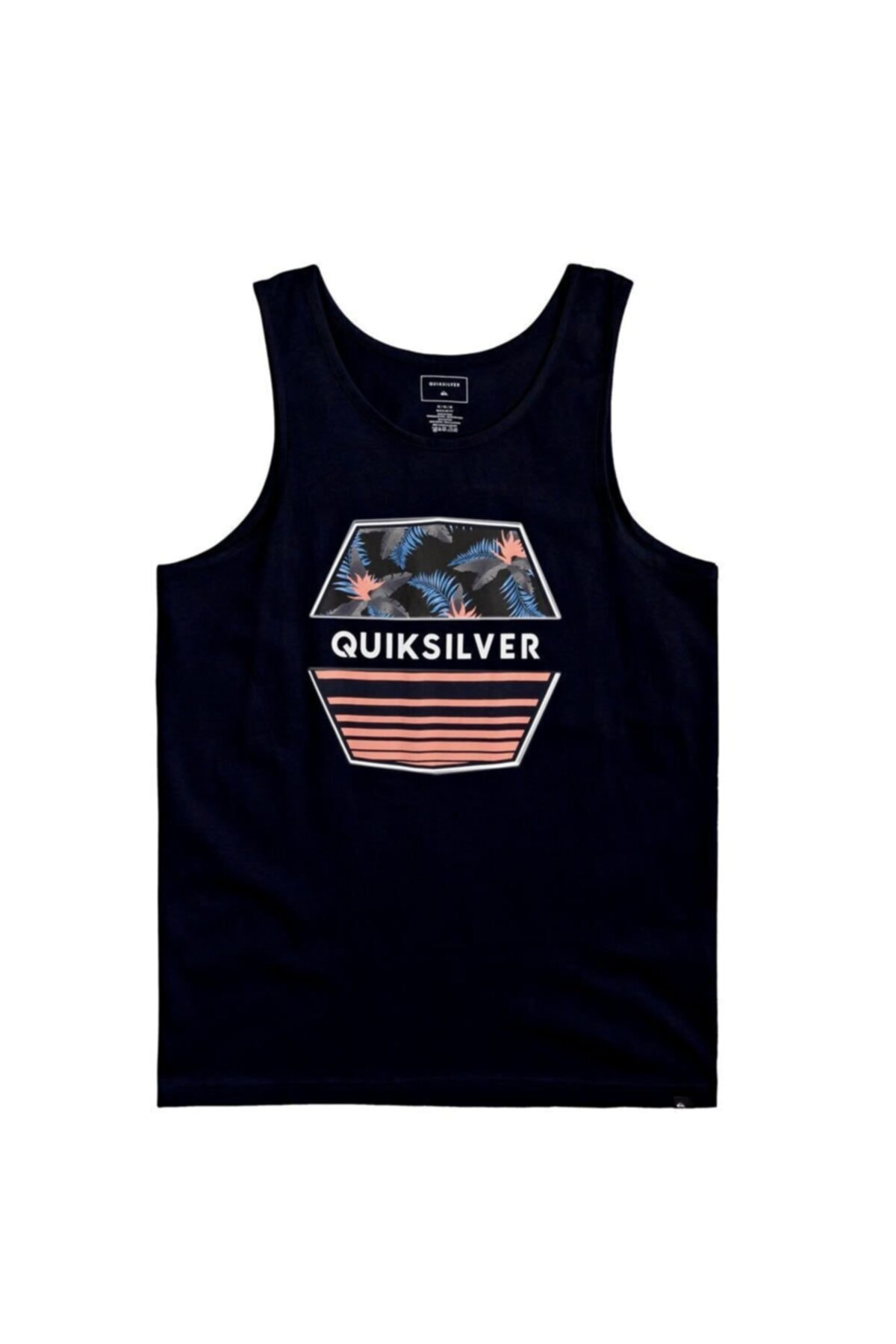 Quiksilver Drift Away Tank M Tees Kvd0 Erkek T-shirt 1