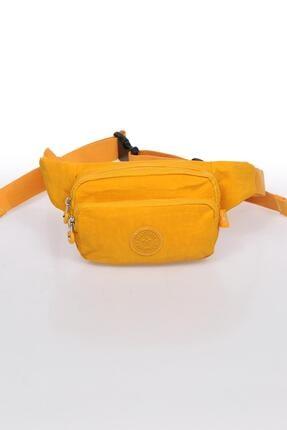 SMART BAGS Hardal Kadın Bel Çantası Smb1154
