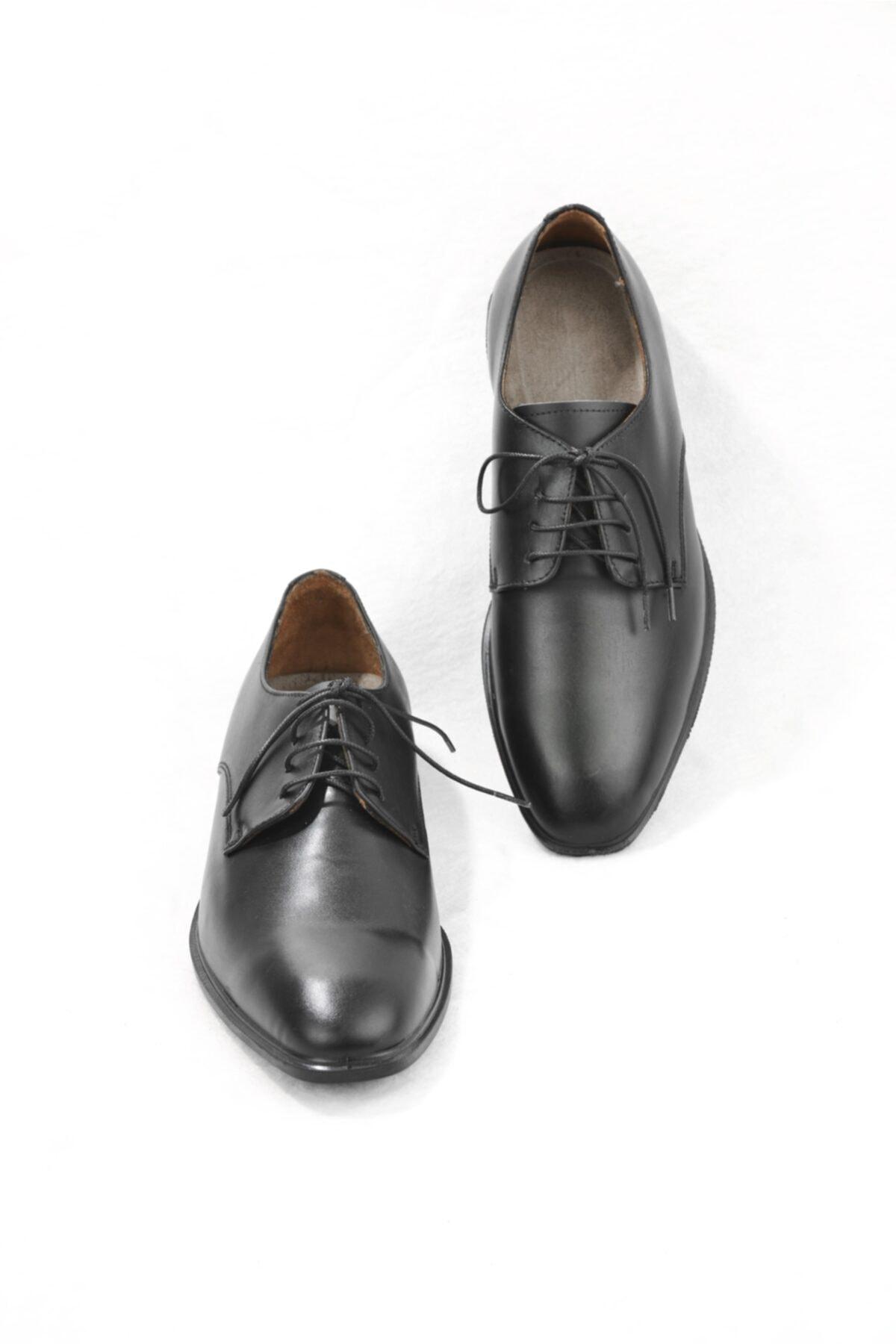 E CENGİZ Hakiki Deri Klasik Erkek Ayakkabı 2