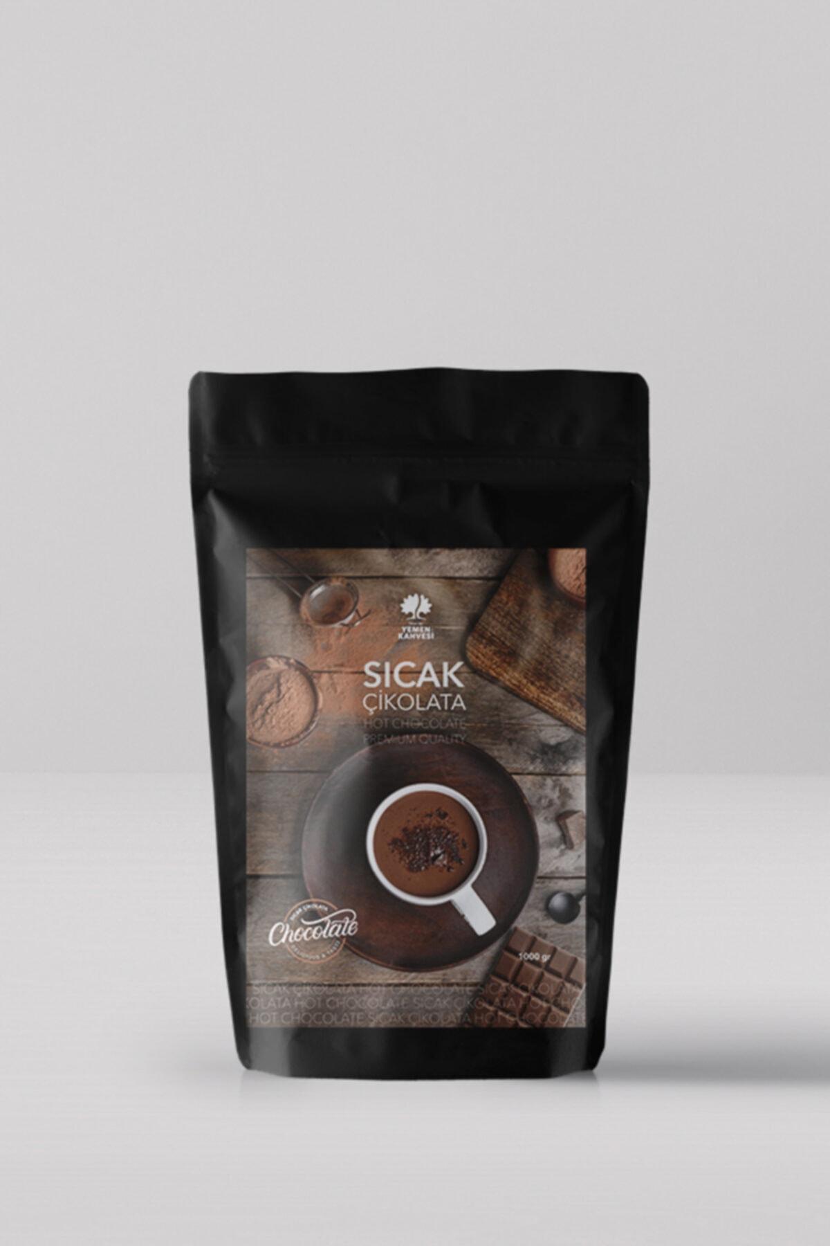 YEMEN KAHVESİ 250 Gr Sıcak Çikolata 1