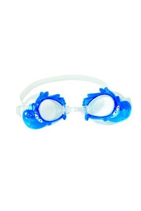 BESTWAY Deniz Canavarları Yüzücü Gözlüğü Mavi 21047