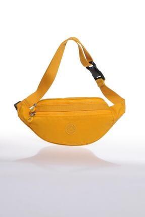 SMART BAGS Hardal Kadın  Bel Çantası Smb3030