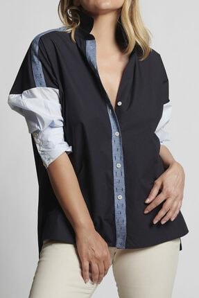 Ebru Günay Kadın Dokuma Gömlek
