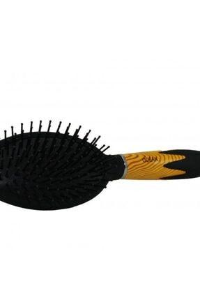Ocean Yılbaşı Özel Ahşap Oval Model Saç Fırçası