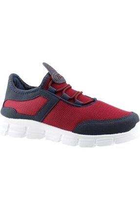 GEZER Jump 19515-g Bordo Günlük Yürüyüş Erkek Çocuk Spor Ayakkabı