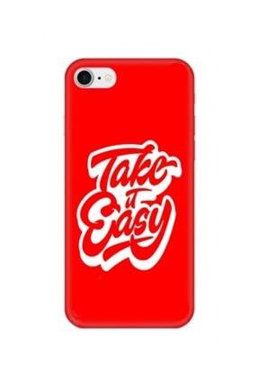 CaseThrone Apple Iphone 7 Kırmızı Kılıflar