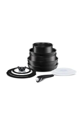 TEFAL Titanium Ingenio Performance Stackable Büyük Set [12 Parça] - 2100098552