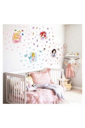 Artikel Prensesler 156x90 cm Duvar Sticker