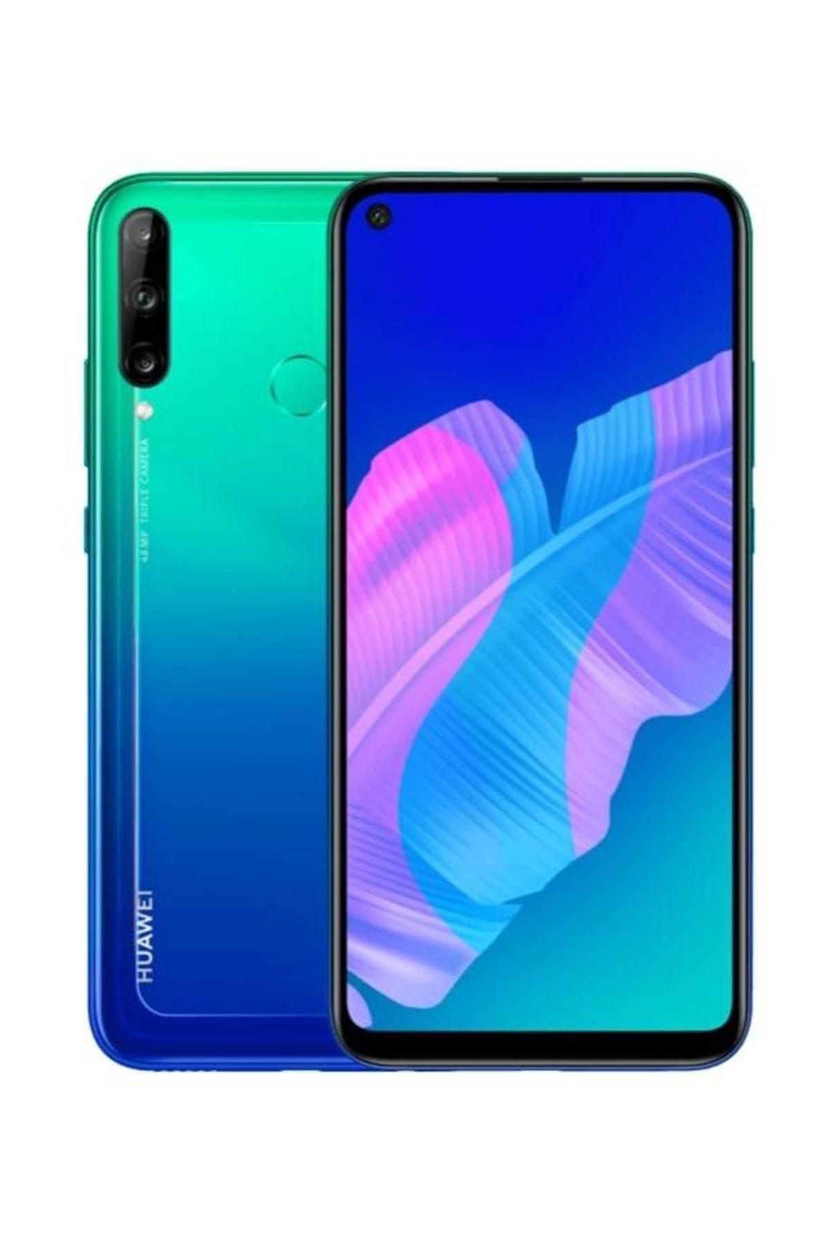 Huawei P40 Lite E 64 GB  MAVİ Cep Telefonu (Huawei Türkiye Garantili) 1