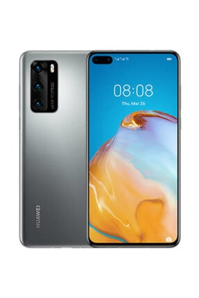 Huawei P40 128GB Gri Cep Telefonu (Huawei Türkiye Garantili)