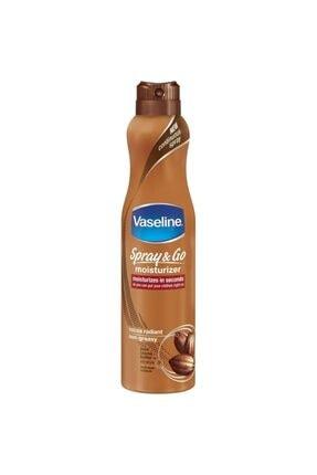 Vaseline Spray & Go Cocoa Radiant Nemlendirici Sprey 184 gr  305210327566