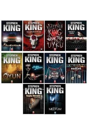 Altın Kitaplar Stephen King Seti 10 Kitap