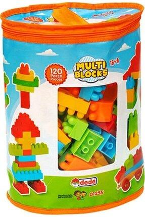 DEDE Multi Bloklar 120 Parça  Lego Bloklar