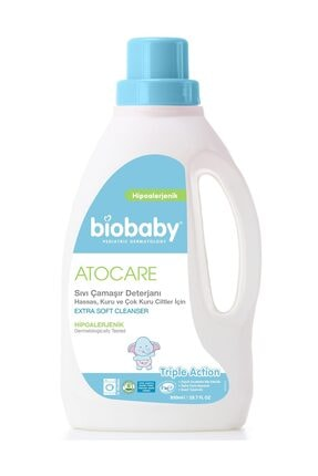 Biobaby Atocare Extra Soft Cleanser 850ml