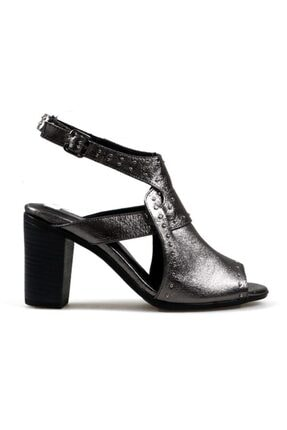 Hammer Jack Kadın Siyah Ayakkabı