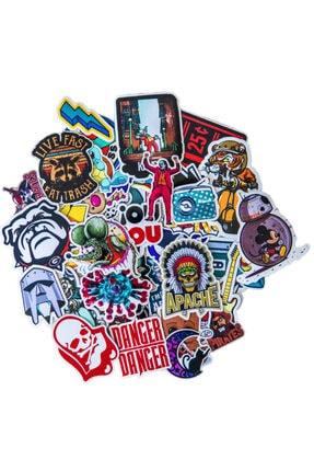 TUGİBU Laptop Notebook Sticker Seti Ns02
