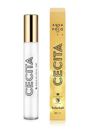 Aqua Di Polo 1987 Cecita Rollerball Edp 10 ml Kadın Parfüm Apcn001208