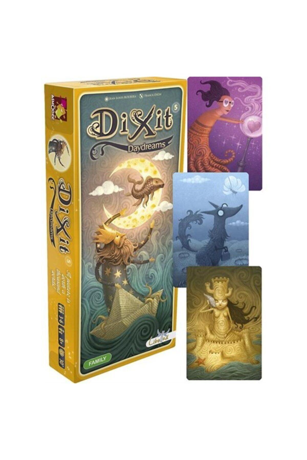 Oyun Terapi Market Dixit 5 Day Dreams Hayaller Kartları 1