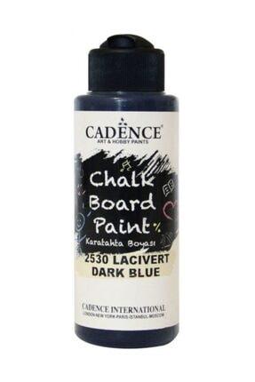 Cadence Chalkboard Paint 120ml Kara Tahta Boyası 2530 Lacivert