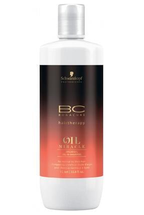 Bonacure Argan Yağı Şampuan - Miracle Argan Oil 1000 ml 4045787347319