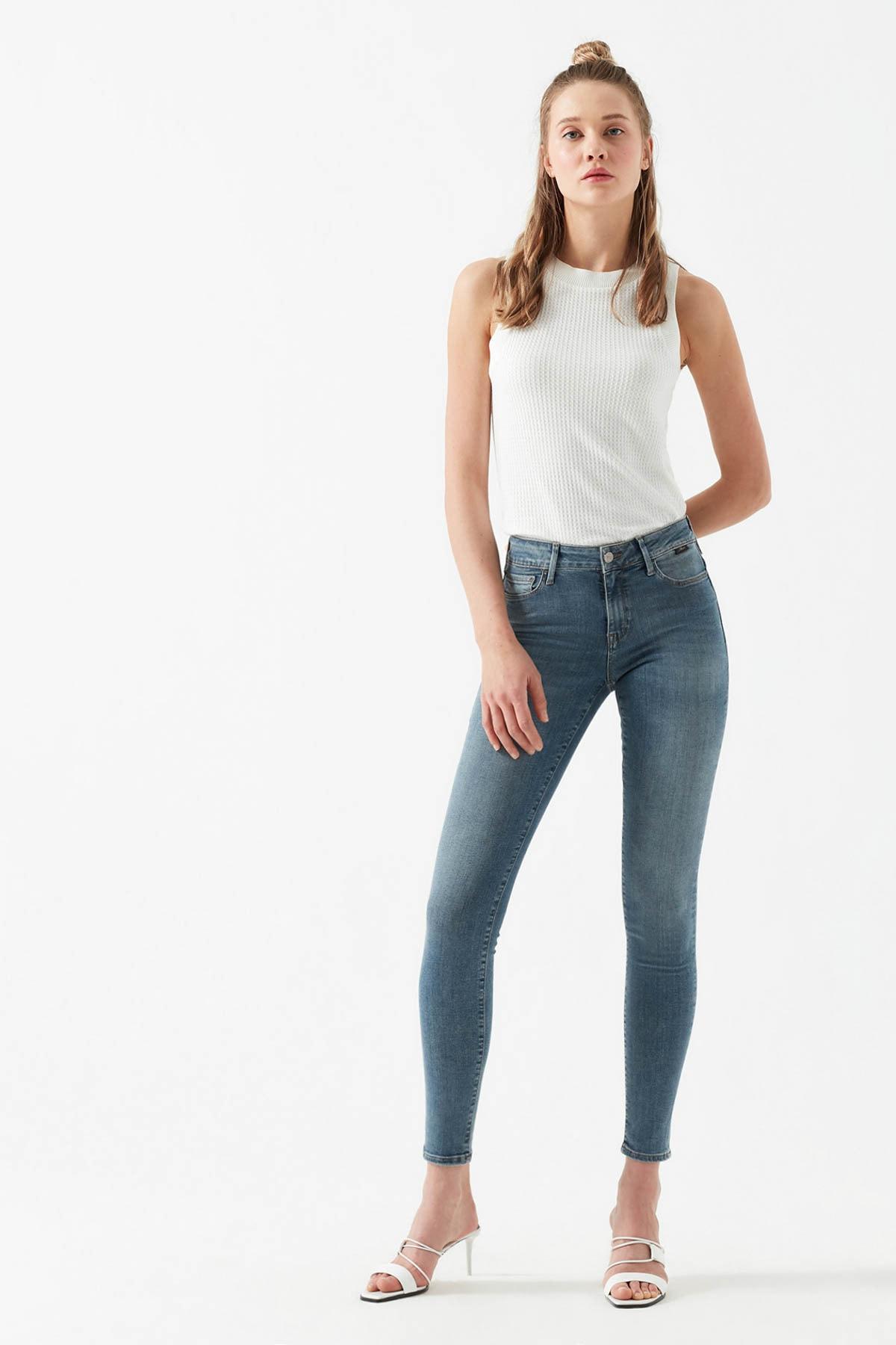 Mavi Kadın Alissa Skinny Jean 1067824755 2