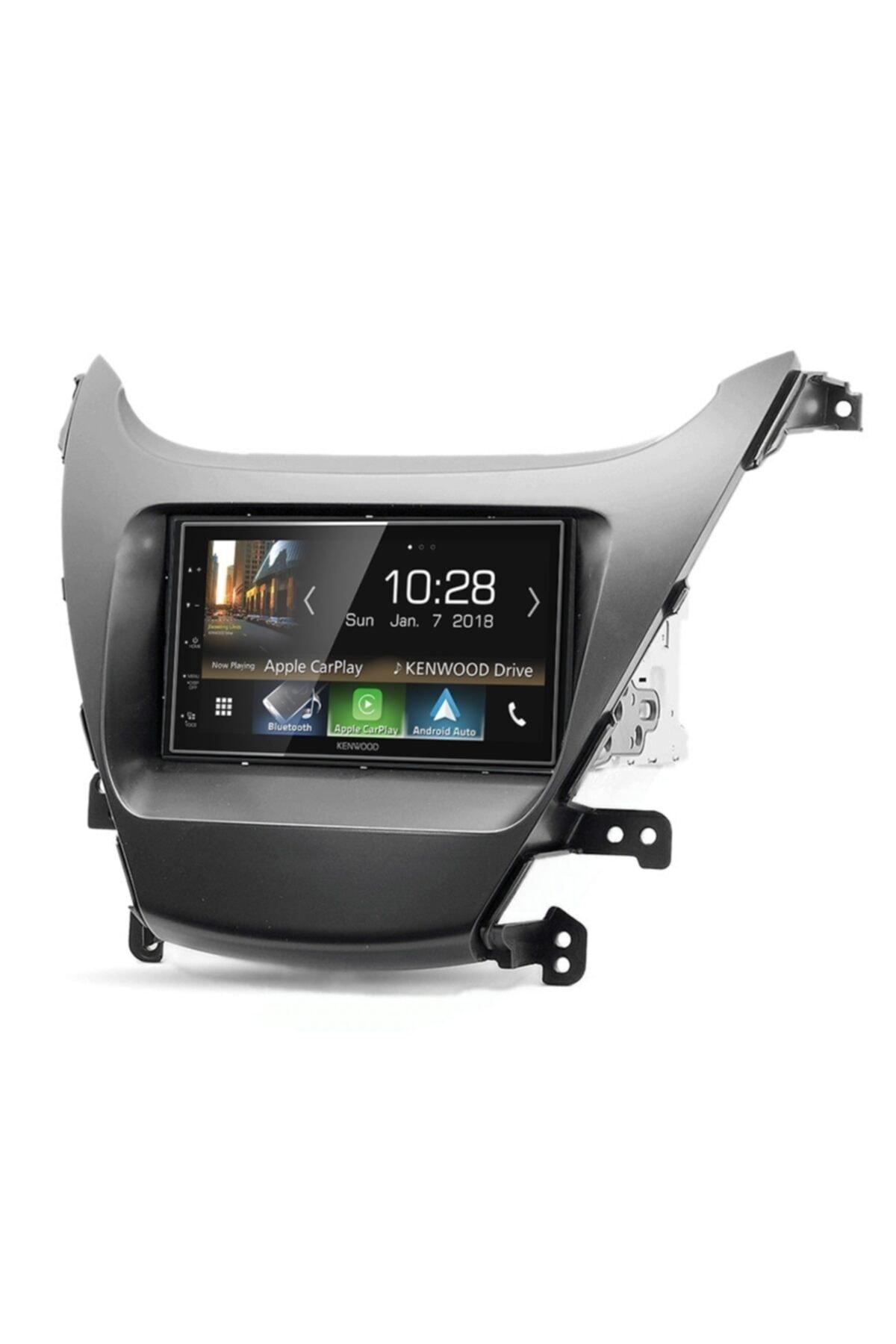 Kenwood Hyundai Elantra Carplay Androidauto Mirrorlink Multimedya Sistemi 1