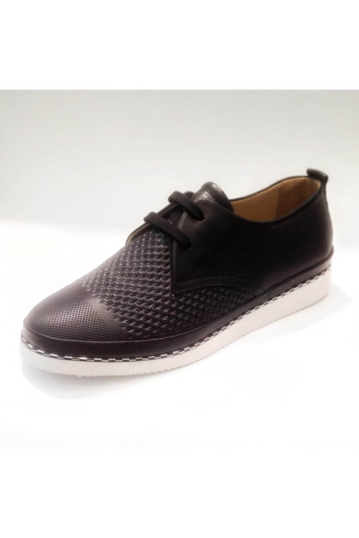 Stella Hakiki Deri Kadın Ayakkabı 2