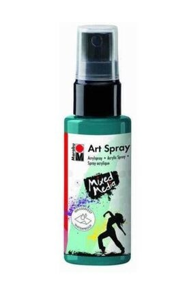 Marabu Art Spray Akrilik Sprey Boya 50ml 092-Petrol