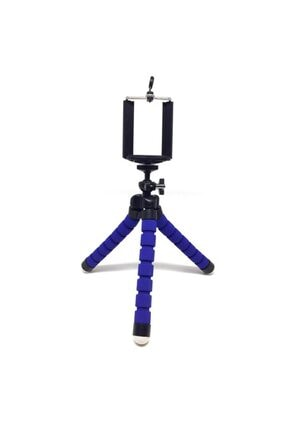 jetfast Ahtapot Esnek Tripod Selfie Masa Üstü Akrobat Stand Tripot 19 cm.