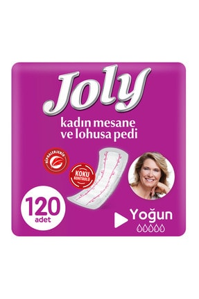 Joly Kadın Mesane Ve Lohusa Pedi 120 Adet