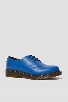 Dr. Martens 1461 Colour Pop 3 Eye Mavi Deri Erkek Ayakkabı  24616400