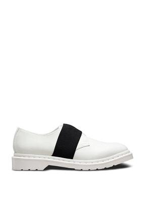 Dr. Martens 1461 ELT Slip On Beyaz Deri Erkek Ayakkabı 23454100 Beyaz