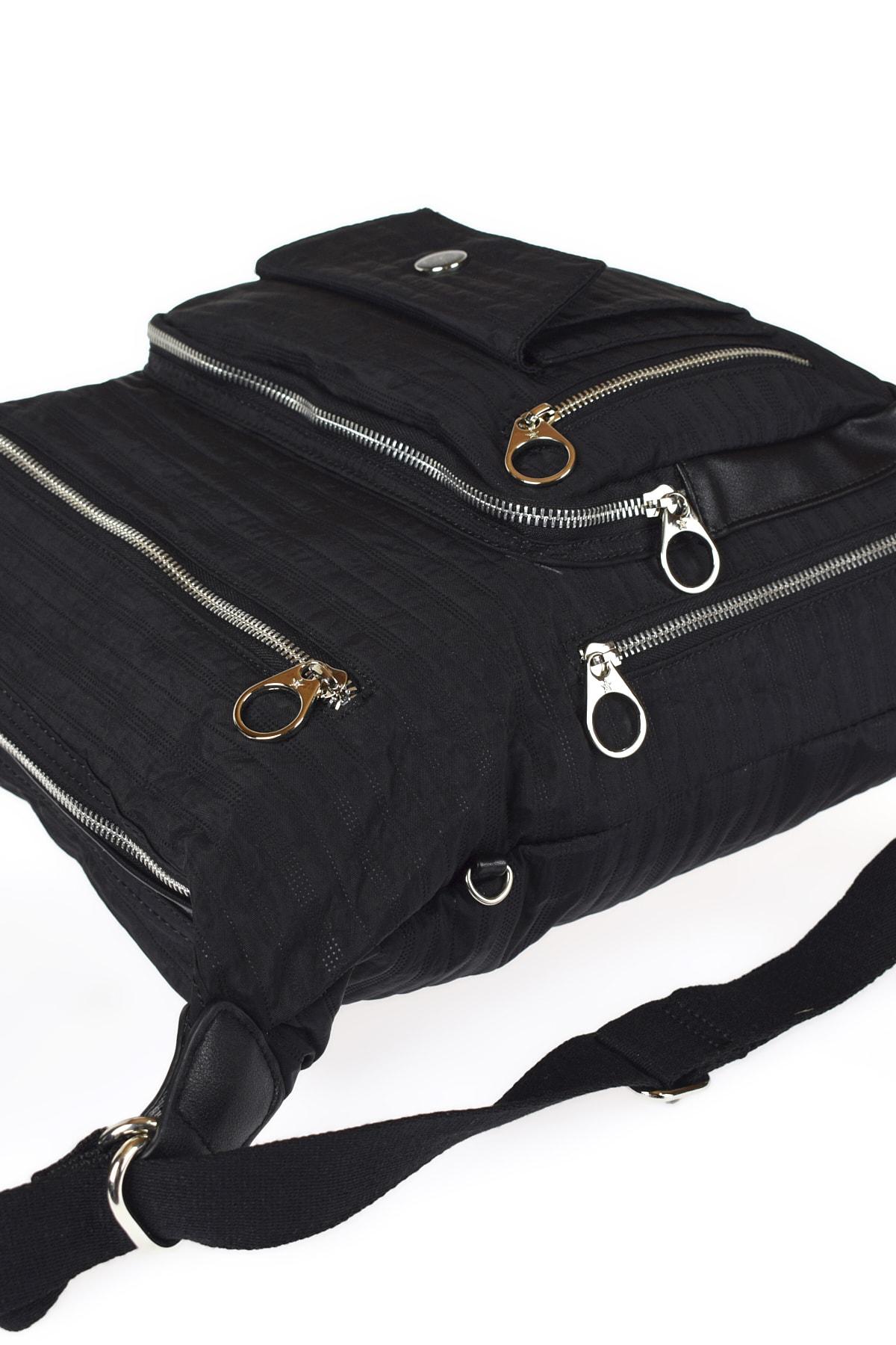 SMART BAGS Siyah Kadın Bel Çantası 0Smgw2020034 2