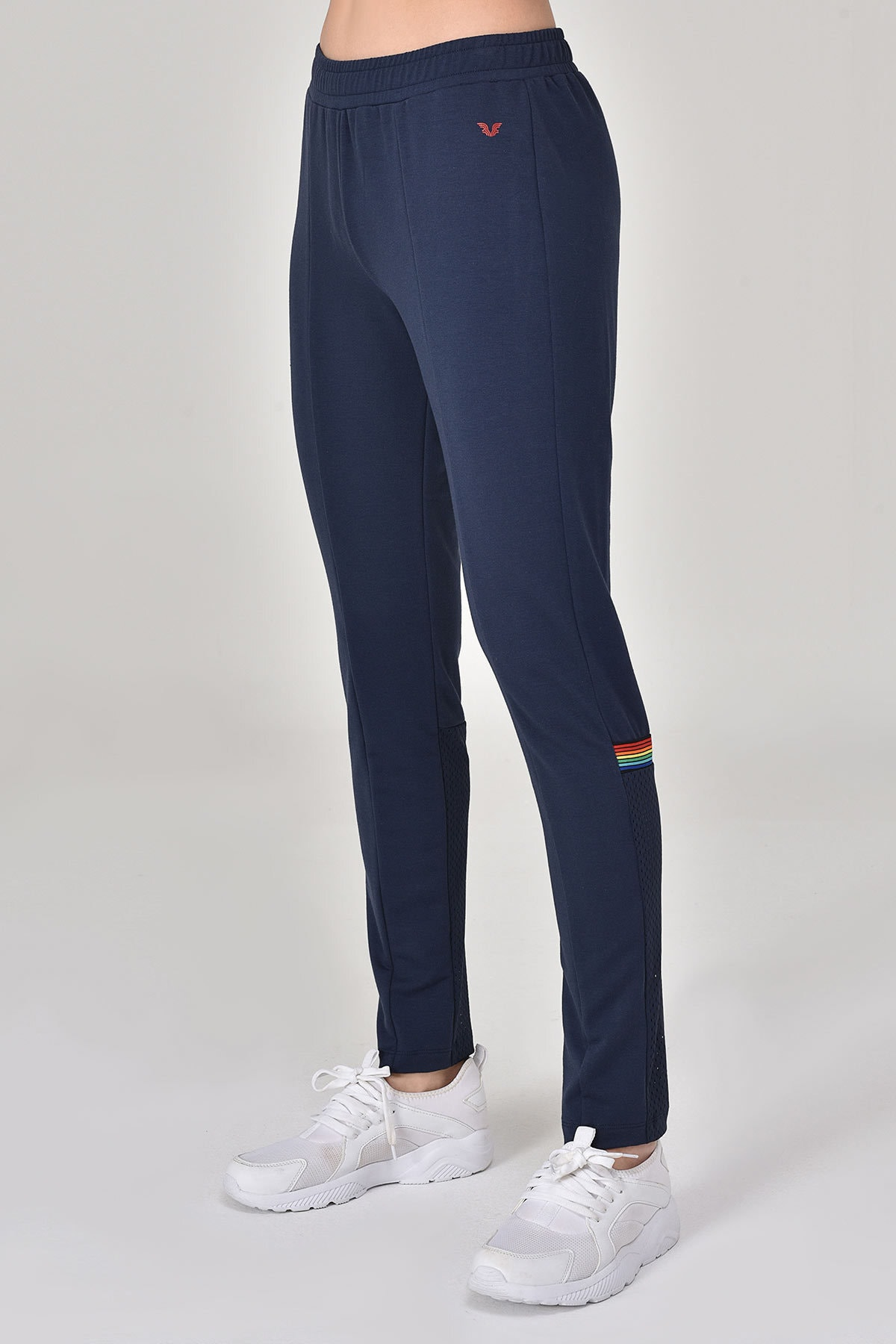 bilcee Lacivert Kadın Pantolon  GS-8095 1