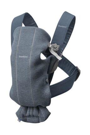 BabyBjörn Kanguru Mini 3D Cotton Jersey / Dove Blue