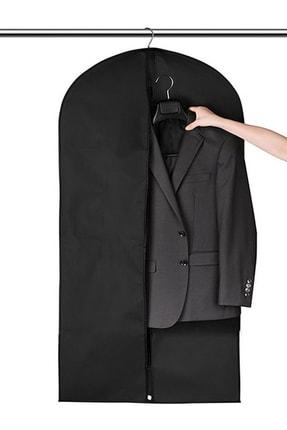 Morpanya 10 Adet Kıyafet Ceket Koruyucu Kılıf Elbise Hurç 100 x 63 cm