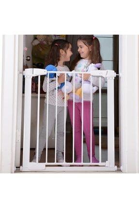 Miny Baby Otomatik Kapanır German Style Güvenlik Kapısı Beyaz /